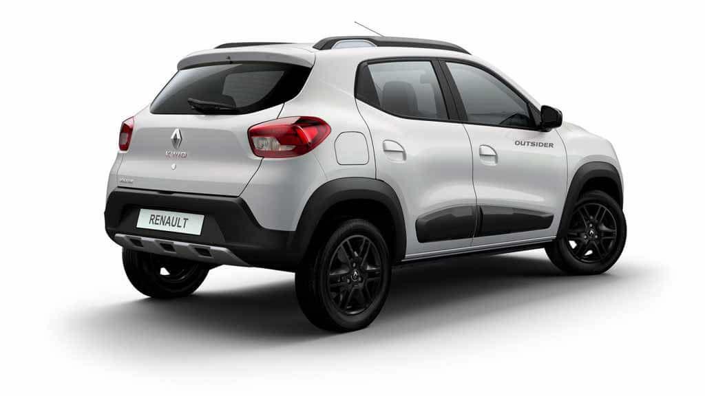 Renault Kwid Exterior