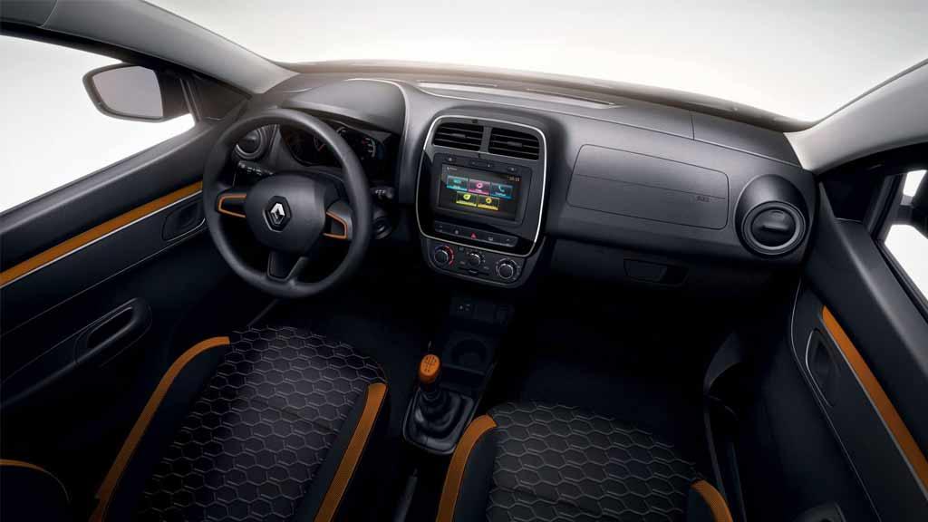Renault Kwid Interior
