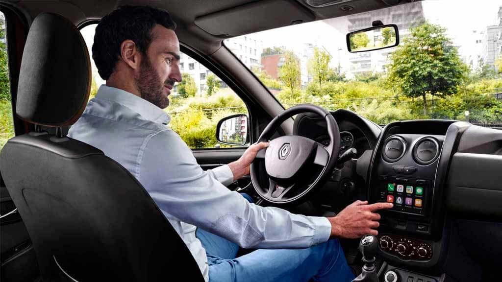 Renault DUSTER salpicadero