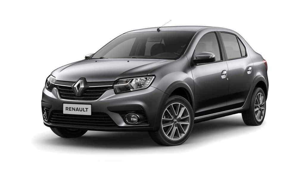 Renault LOGAN exterior