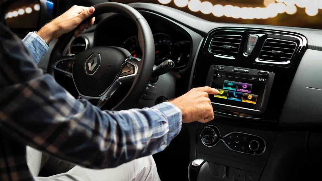 Renault LOGAN Multimedia