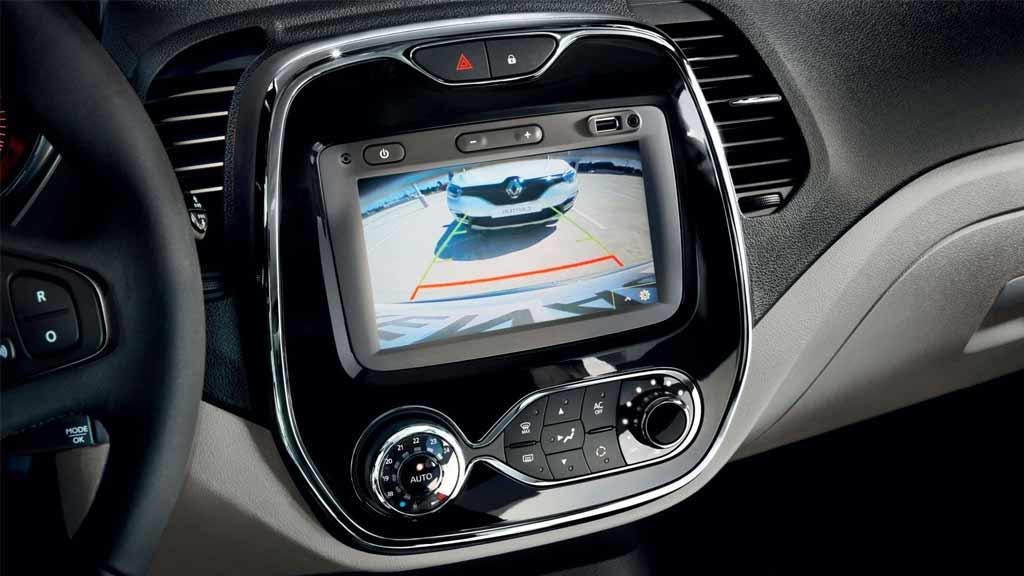 Renault CAPTUR cámara
