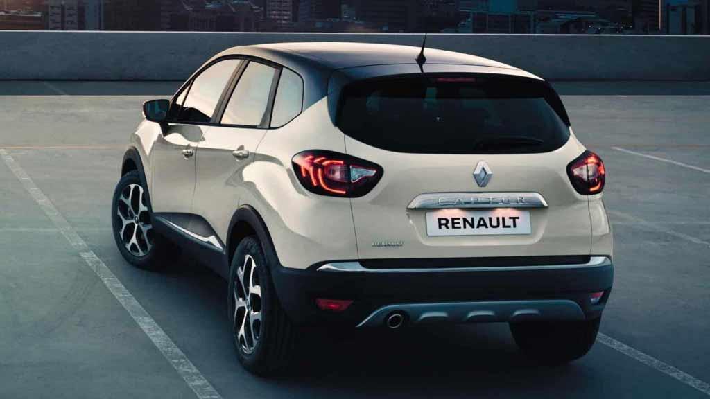 Renault CAPTUR cola