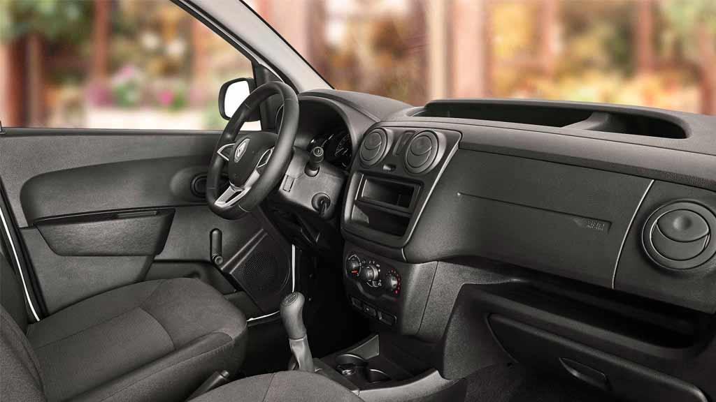 Renault KANGOO salpicadero